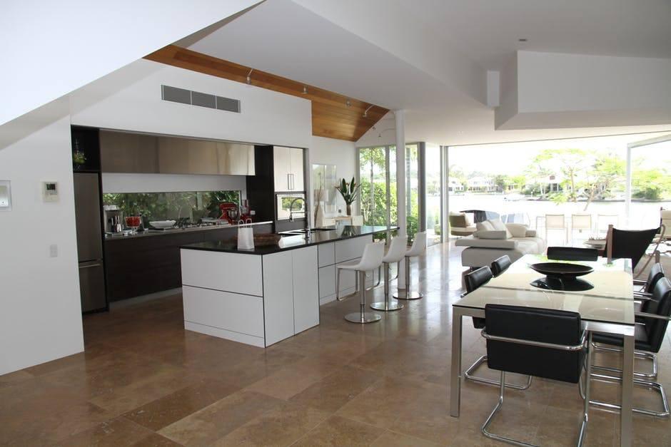 ¿Cómo administro el espacio de mi cocina?