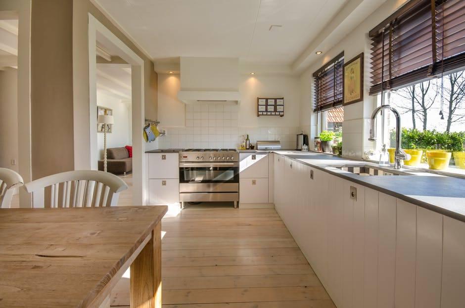Sácale el mayor partido al espacio de tu cocina