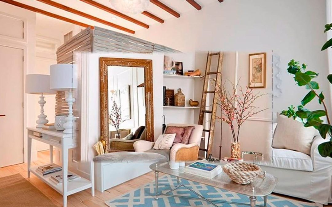 Colores y consejos para que las estancias parezcan mayores