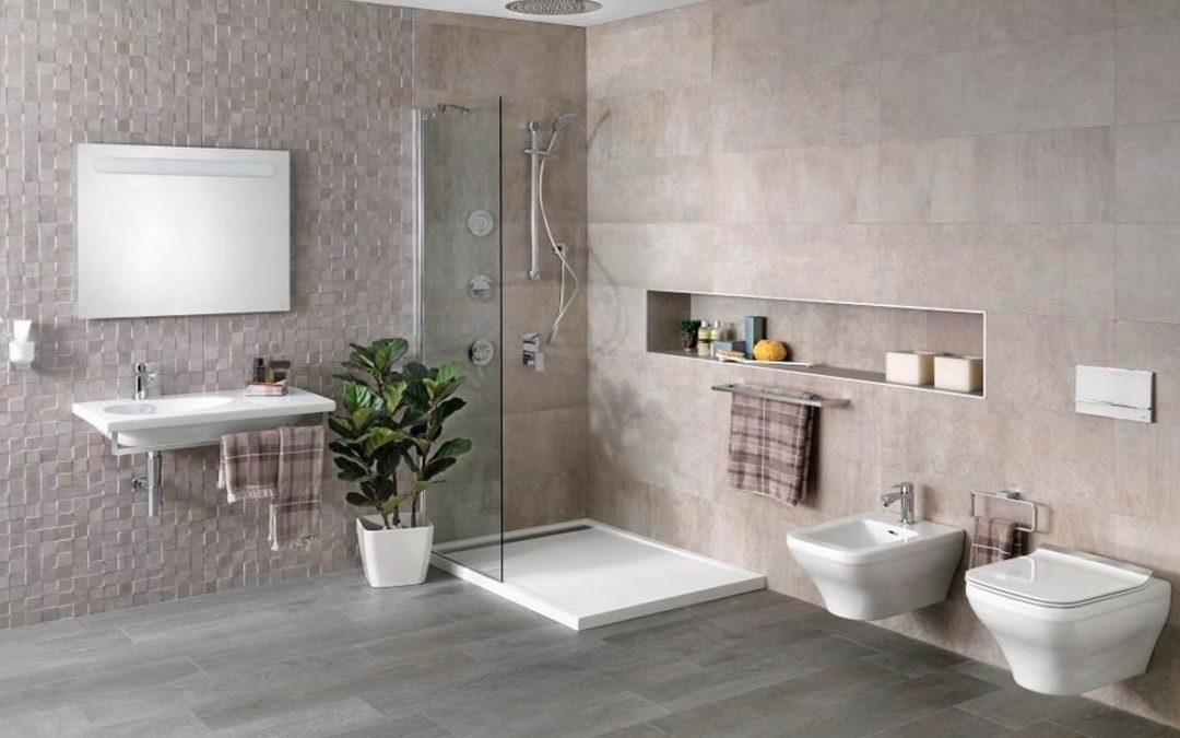 Sanitarios para los baños