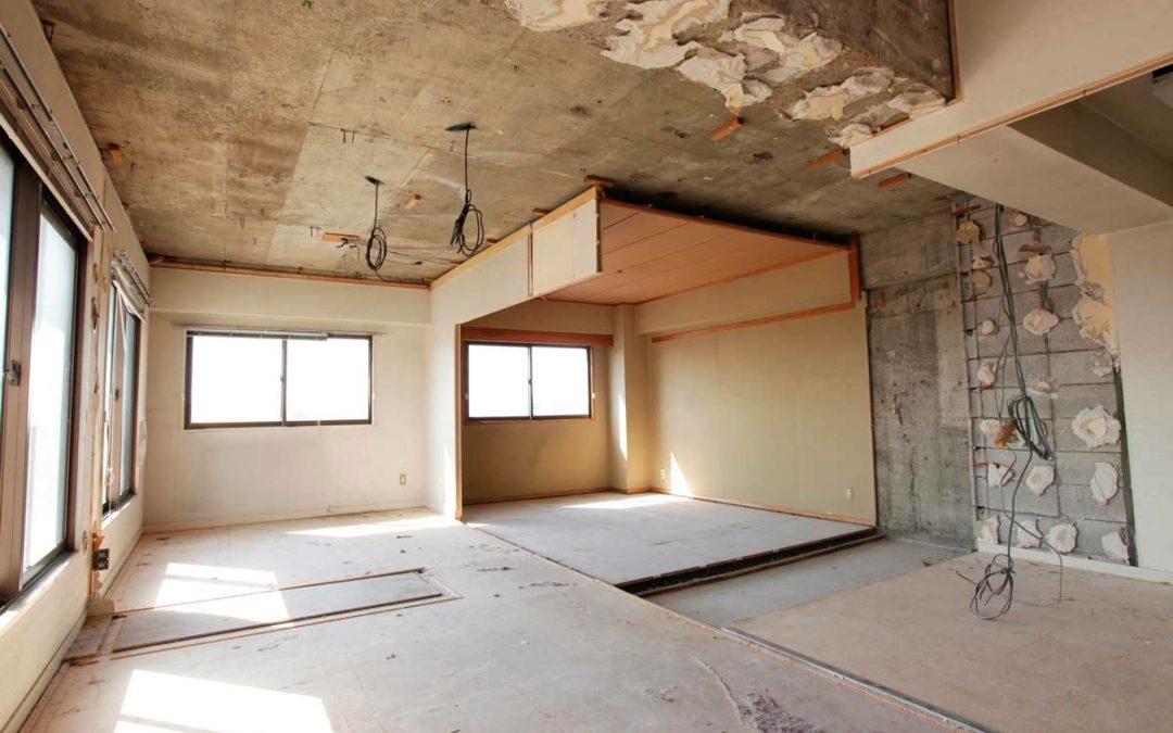Remodelar una vivienda
